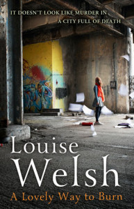 Louise Welsh book cover