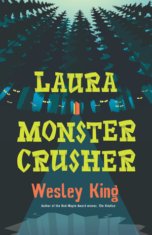 KING-Laura-Monster-Crusher-cover